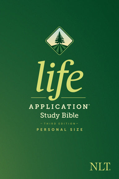 Image of NLT Life Application Study Bible, Third Edition, Personal Size, Paperback, Maps, Single Column, Book Introductions, Life Application Notes other