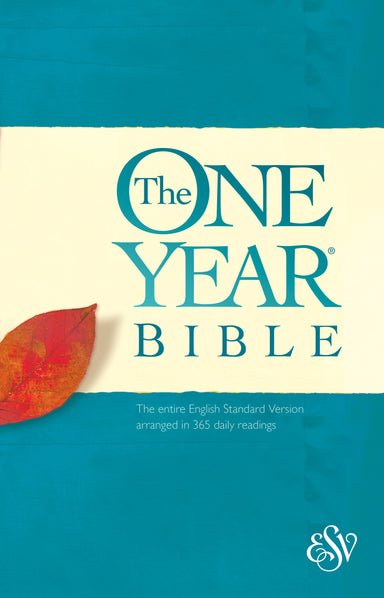 Image of ESV One Year Bible other