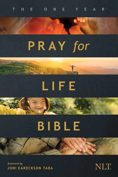 Image of One Year Pray for Life Bible NLT  (Softcover) other