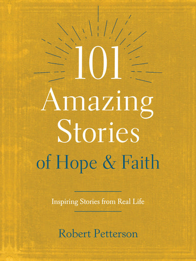 Image of 101 Amazing Stories of Hope and Faith other