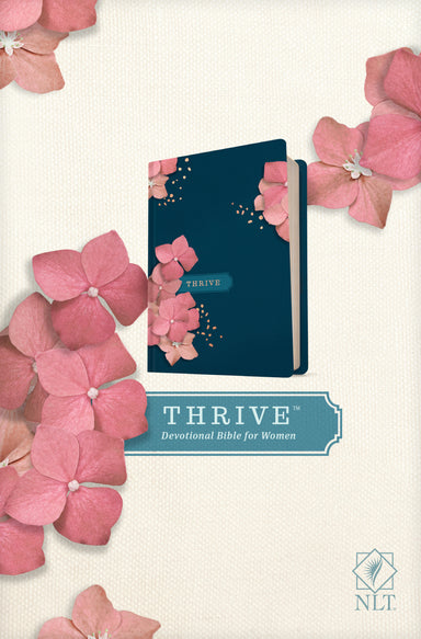 Image of NLT THRIVE Devotional Bible for Women (Hardcover) other