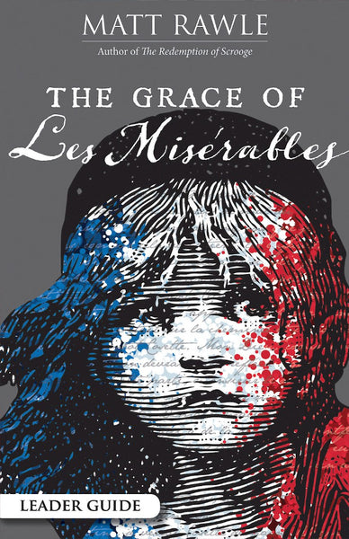Image of The Grace of Les Miserables Leader Guide other