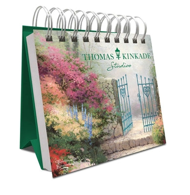 Image of Thomas Kinkade Studios Perpetual Calendar with Scripture other