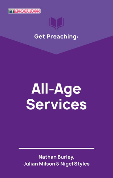 Image of Get Preaching: All–Age Services other