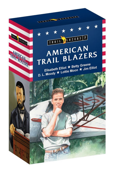 Image of Trailblazer Americans Box Set 7 other