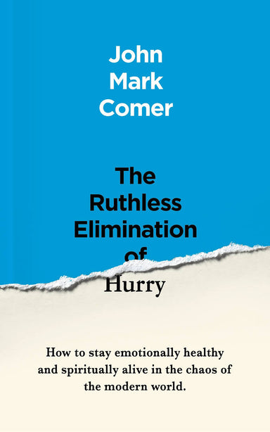 Image of The Ruthless Elimination of Hurry other