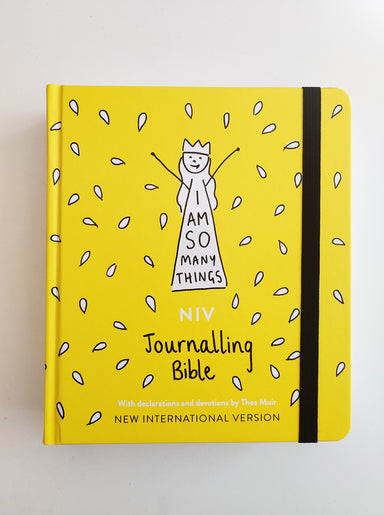 Image of I Am So Many Things - NIV Journalling Bible other