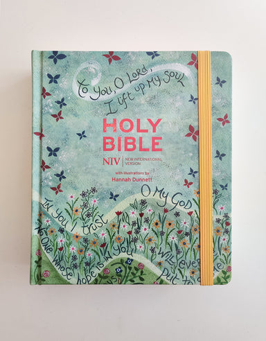 Image of NIV Journalling Bible Illustrated by Hannah Dunnett (new edition) other