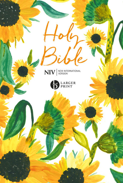 Image of NIV Larger Print Soft-tone Bible other