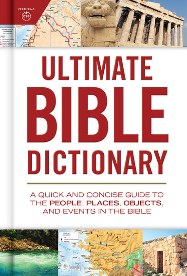 Image of Ultimate Bible Dictionary other