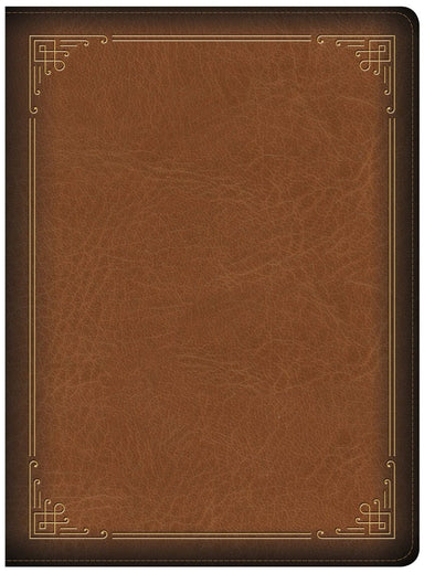 Image of CSB Ancient Faith Study Bible, Tan, Imitation Leather, Study Notes other