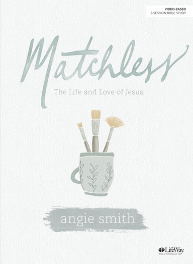 Image of Matchless - Bible Study Book other