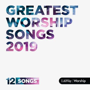 Image of Greatest Worship Songs 2019 CD other