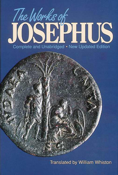 Image of WORKS OF JOSEPHUS THE NEW ED other