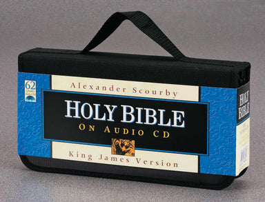 Image of KJV Audio Bible: CD other