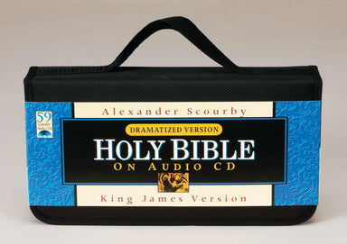 Image of KJV Audio Bible: Dramatised, CD other