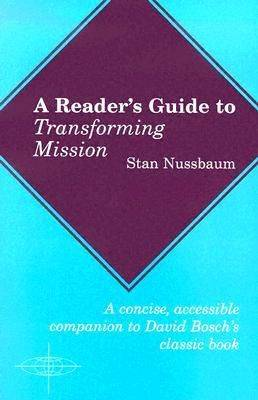 Image of A Reader's Guide To Transforming Mission other