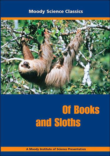 Image of Of Books And Sloths Dvd other