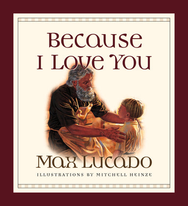 Image of Because I Love You (Board Book) other