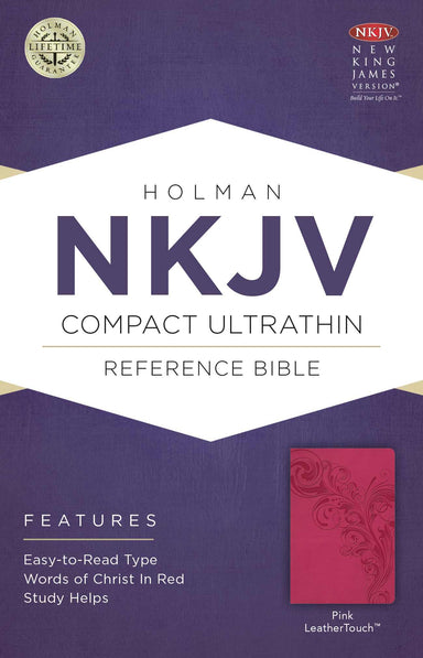 Image of NKJV Compact UltraThin Reference Bible other