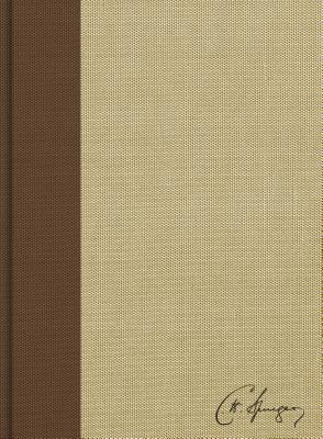 Image of CSB Spurgeon Study Bible, Brown/Tan Cloth Over Board other