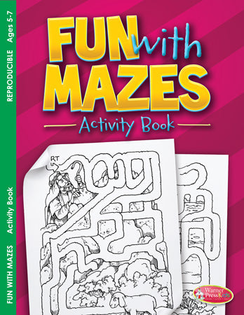 Image of Fun With Mazes Activity Book other
