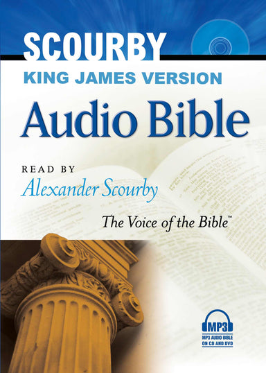 Image of Scourby Bible KJV MP3 other