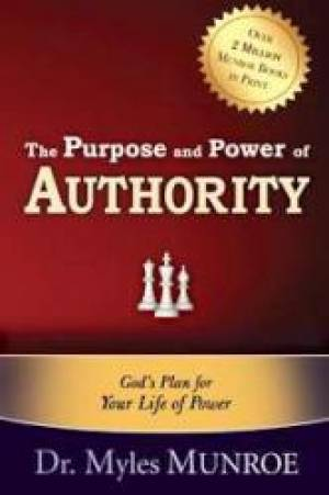 Image of The Purpose and Power of Authority other