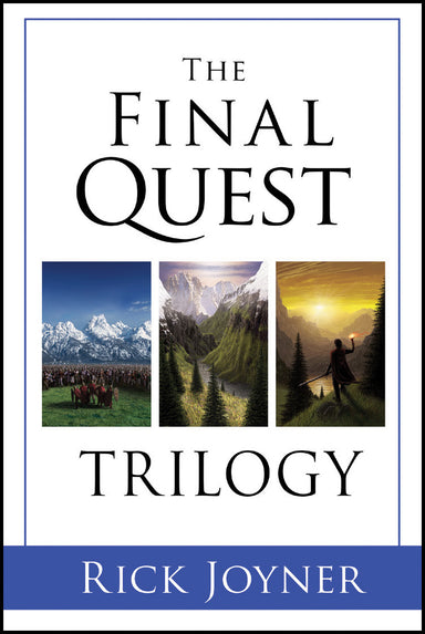 Image of The Final Quest Trilogy other