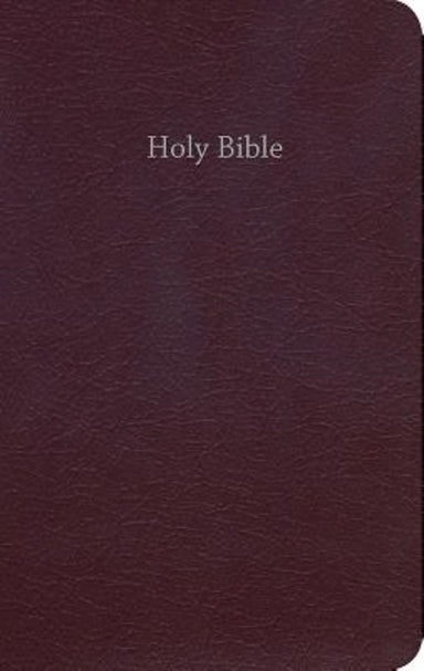 Image of CEB Common English Bible Gift & Award Burgundy Red Letter Edition other