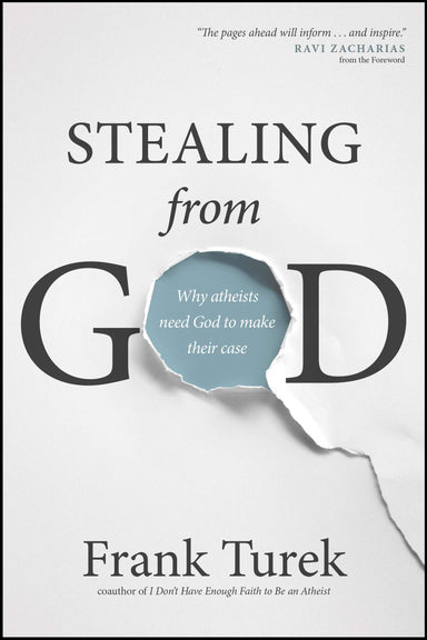 Image of Stealing from God other