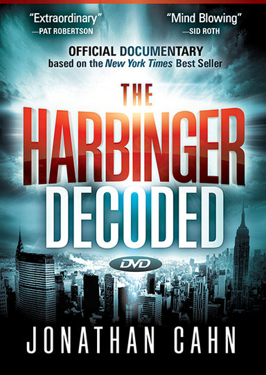 Image of The Harbinger Decoded DVD other