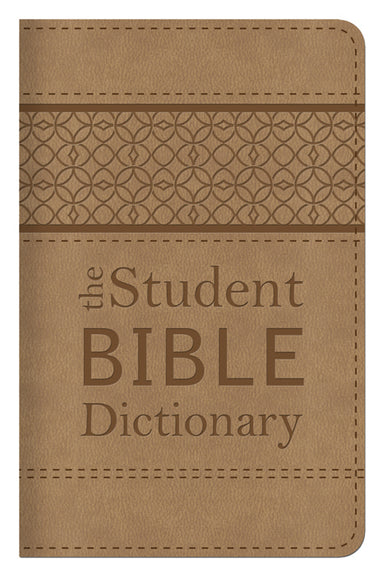 Image of The Student Bible Dictionary other