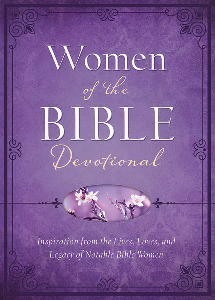Image of Women Of The Bible Devotional Paperback other