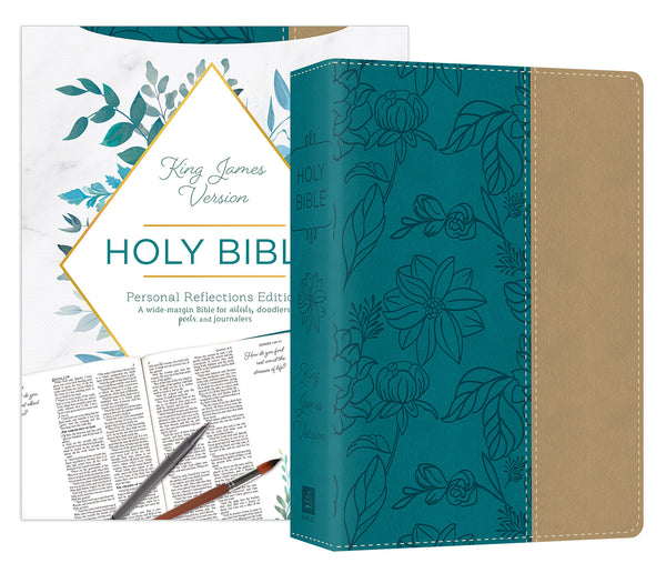 Image of Personal Reflections KJV Bible with Prompts other