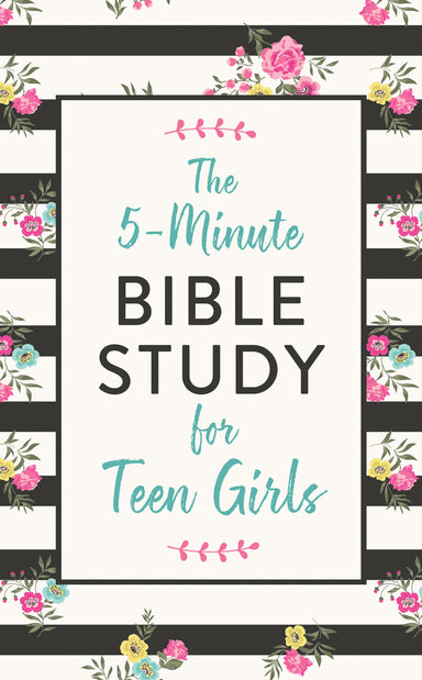 Image of The 5-Minute Bible Study for Teen Girls other