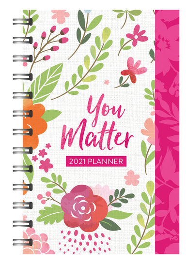 Image of 2021 Planner You Matter other