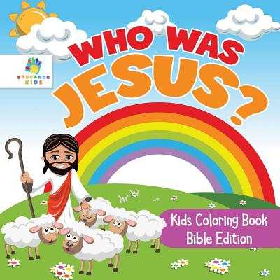 Image of Who Was Jesus? | Kids Coloring Book Bible Edition other