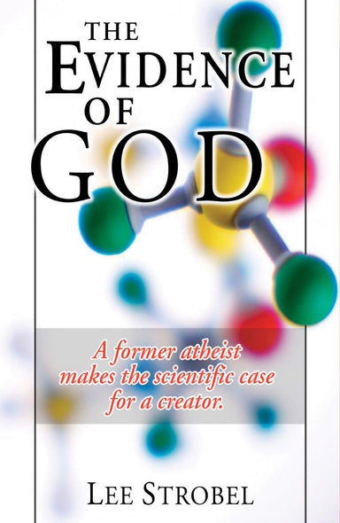 Image of Evidence Of God (Pack Of 25) other
