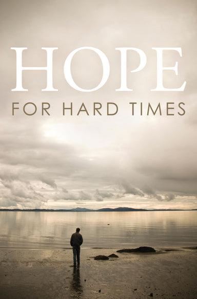 Image of Hope For Hard Times - Tracts - Pack Of 25 other
