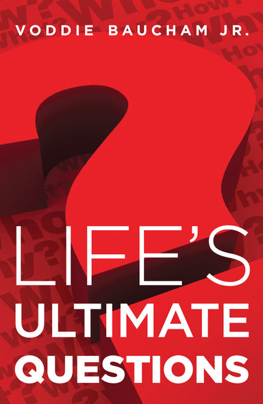 Image of Life's Ultimate Questions Tracts - Pack Of 25 other