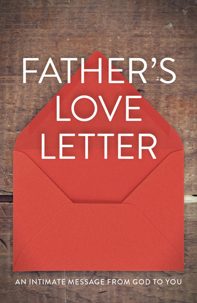 Image of Father's Love Letter (Pack Of 25) other