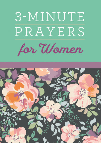 Image of 3 Minute Prayers for Women other