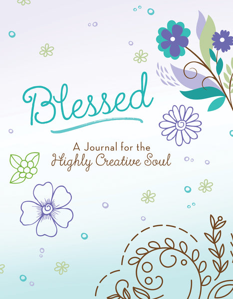 Image of Blessed: A Journal For The Highly Creative Soul other