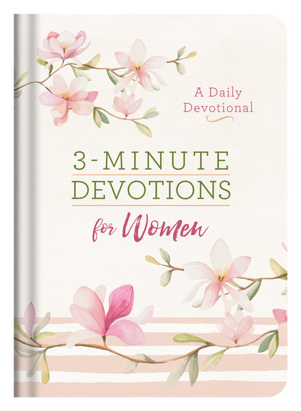Image of 3-Minute Devotions for Women: A Daily Devotional other