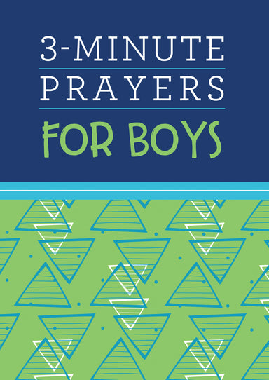 Image of 3 Minute Prayers for Boys other
