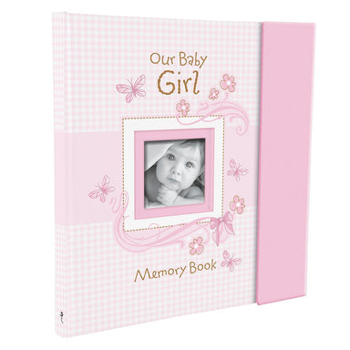 "Image of ""Our Baby Girl"" Memory Book other"