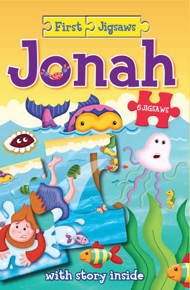 Image of First Jigsaws Jonah other