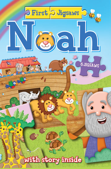 Image of First Jigsaws Noah other