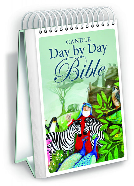 Image of Candle Day by Day Through the Bible other